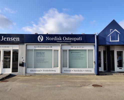 Hillerød Osteopati i Nordsjælland og Storkøbenhavn
