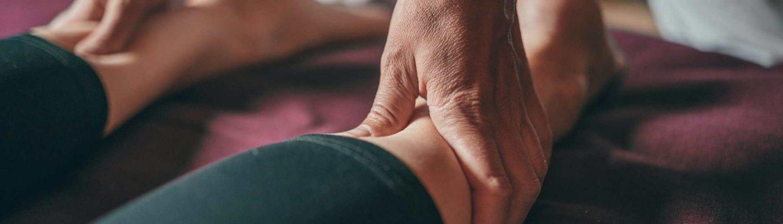 Skinnebensbetændelse behandler vi som osteopater hos Nordisk Osteopati